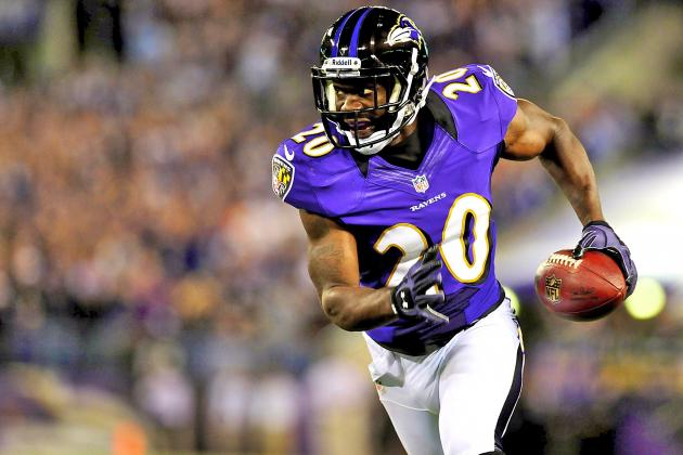 Ed Reed Sets NFL Record for INT Return Yards with TD vs. Bengals