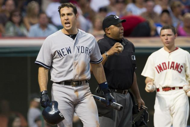 New York Yankees: Will Bombers Withstand Mark Teixeira's Latest Calf Injury?