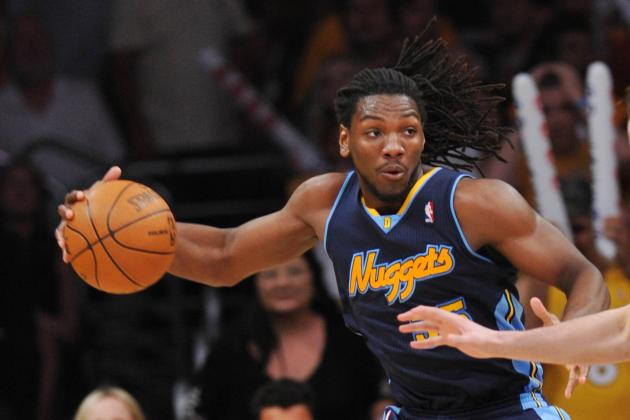 Why Kenneth Faried Is the Denver Nuggets' X-Factor for 2012-13