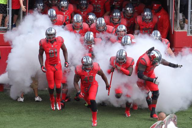 Rutgers Scarlet Knights Football 2012: South Florida Bulls Pose First Challenge