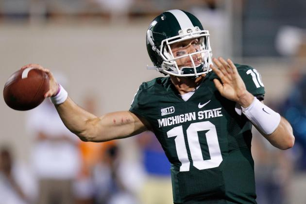 Michigan State Football: Telling Facts from Week 2 Game Against CMU