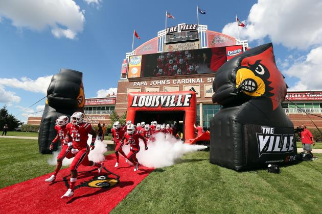 Louisville vs. North Carolina Complete Preview and Predictions