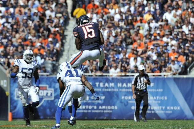 Breaking Down Brandon Marshall's Dominant Outing vs. Colts
