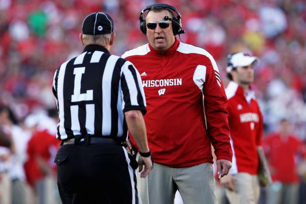 Wisconsin's Bret Bielema Spares Himself by Firing Mike Markuson