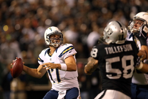 Chargers vs. Raiders: San Diego's Biggest Winners and Losers from NFL Week 1
