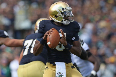 Notre Dame Football: Would a 2-Quarterback System Really Be That Bad?