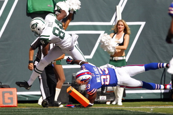 New York Jets: Week 1 Victory Showcased Pass-Catching Talent