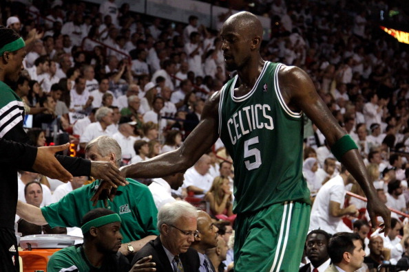 Boston Celtics Can Expect More of the Same from Kevin Garnett