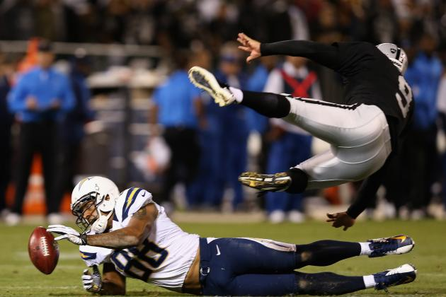 Oakland Raiders: 10 Things We Learned from Week 1 Loss to San Diego Chargers