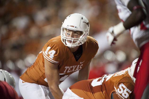 Will David Ash and Texas Have Enough Against the Big 12?