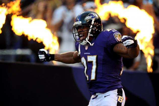 Joe Flacco, Baltimore Ravens Debut Scary Movie vs. Cincinnati Bengals