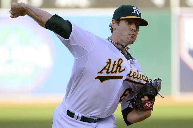 Why Dan Straily Has What It Takes to Replace Brandon McCarthy in Playoff Race