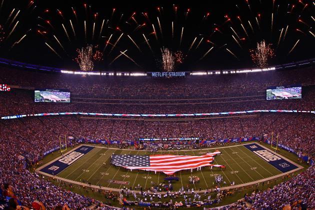 NFL Week 1: 115 Things to Take Away from NFL's Opening Weekend