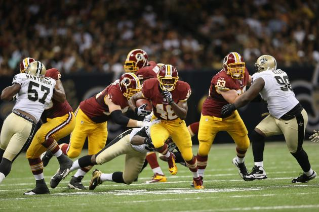 NFL Week 1: Washington Redskins Rookie Shines Not Named Robert Griffin III
