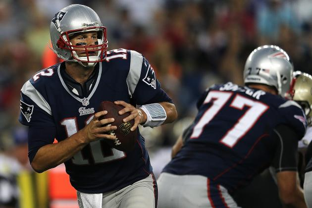 Fantasy Football 2012 Week 2 Rankings: Top 25 Quarterbacks