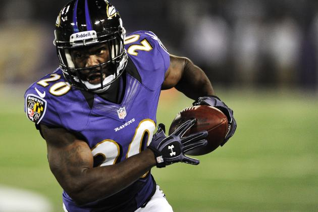 Ed Reed Injury: Updates on Ravens Star's Hamstring and Week 2 Status