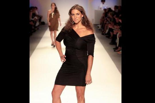 WWE News: Stephanie McMahon Makes Runway Debut