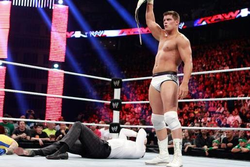 Why The Miz-Cody Rhodes Match Is Most Important Bout at WWE Night of Champions