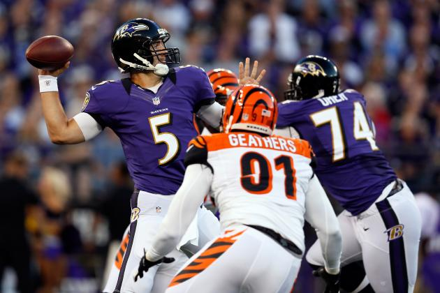 Baltimore Ravens: Top Performers from Monday Night's Win