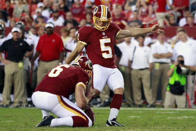 2012 Fantasy Football Week 2: Kicker Rankings / Projections