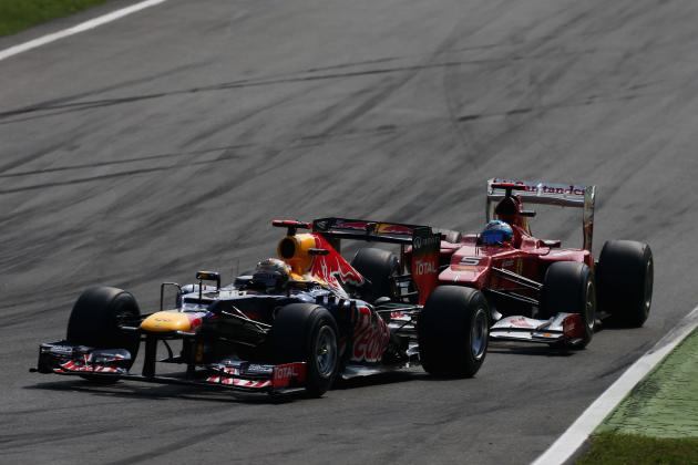 Formula 1: Why the Stewards Were Wrong to Penalize Sebastian Vettel