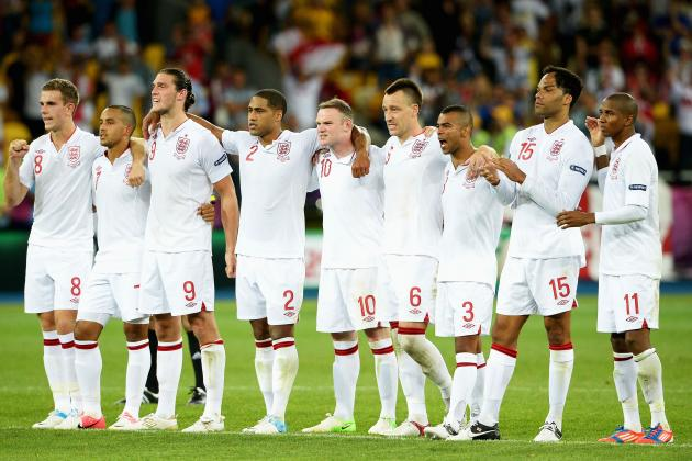 England vs. Ukraine: Euro 2012 Rematch a Tough Test for Three Lions