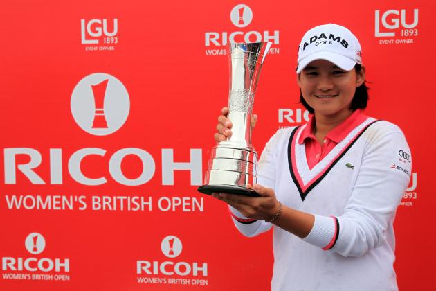 Ricoh Women's British Open at Hoylake Is the Final Major of the Year for LPGA
