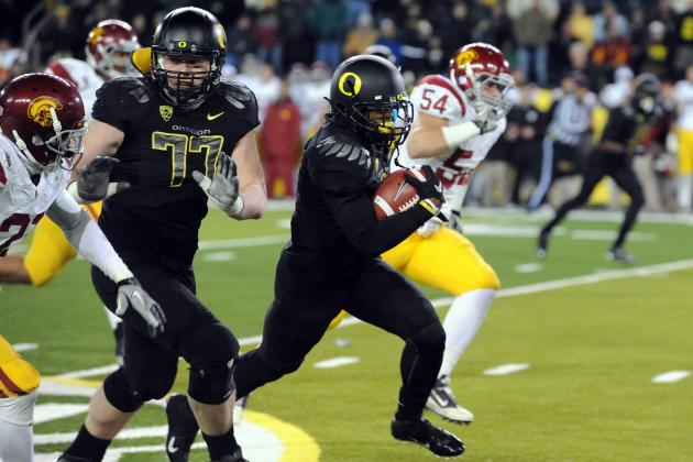 Why Oregon Ducks Are Already a Lock to Beat USC Trojans for Pac-12 Title