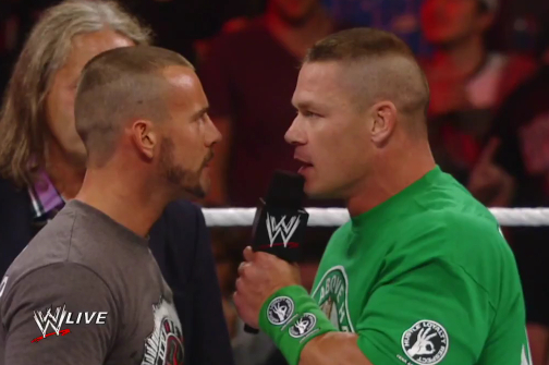 WWE: Great Finish to Raw Shows How Dumb Having CM Punk and John Cena as Faces Is