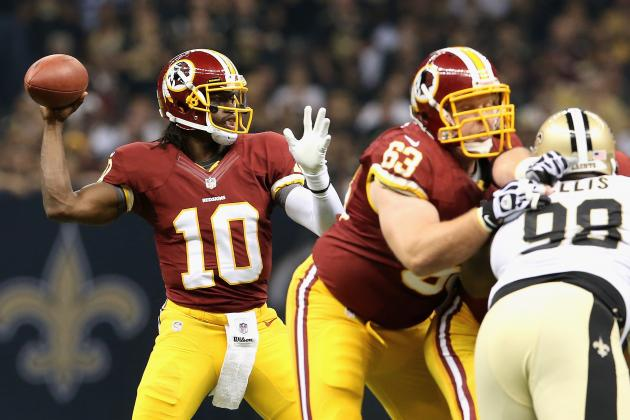 Mike Shanahan Shows Flexibility and Creativity with RGIII Under Center