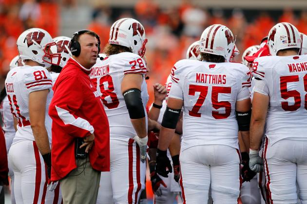 Wisconsin Football: Firing the Offensive Line Coach Isn't the Answer