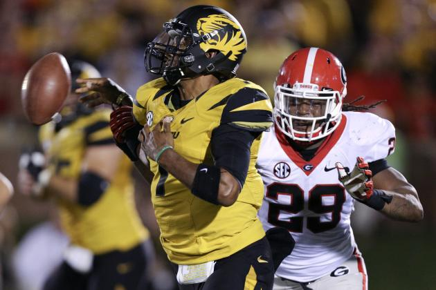 Is Georgia's Jarvis Jones the Best Defensive Candidate for 2012 Heisman Trophy?