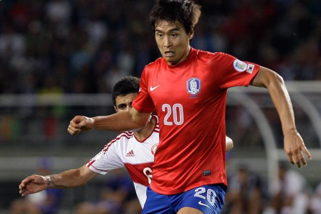 SKorea Draws 2-2 with Uzbekistan in Qualifier