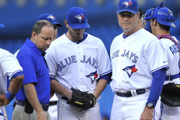 Blue Jays to Examine Cause of Pitching Injuries