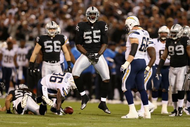 Oakland Raiders Recap: Losing a Winning Way Against San Diego