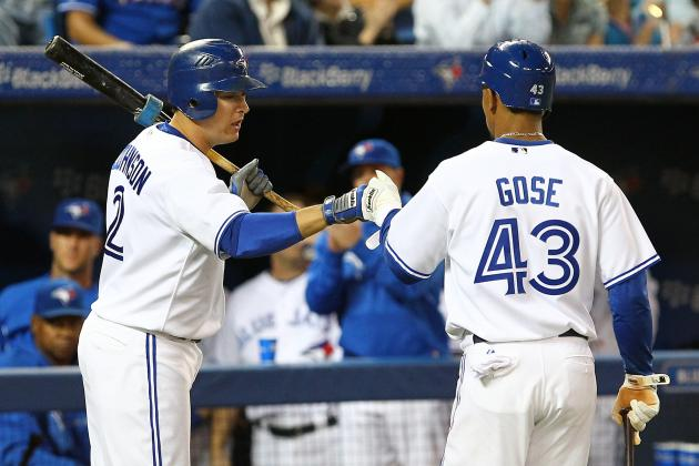 Anthony Gose Is Making Progress with Toronto Blue Jays