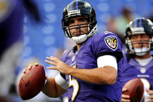 Joe Flacco Puts the NFL on Notice: This Isn't the Same Old Ravens Offense