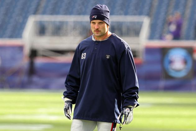 Does Wes Welker's Reduced Role Mean New England Patriots Are Moving On?