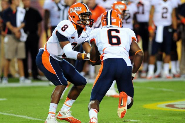 Illinois Football: Illinois Football Loss Dims Josh Ferguson's Breakout Effort