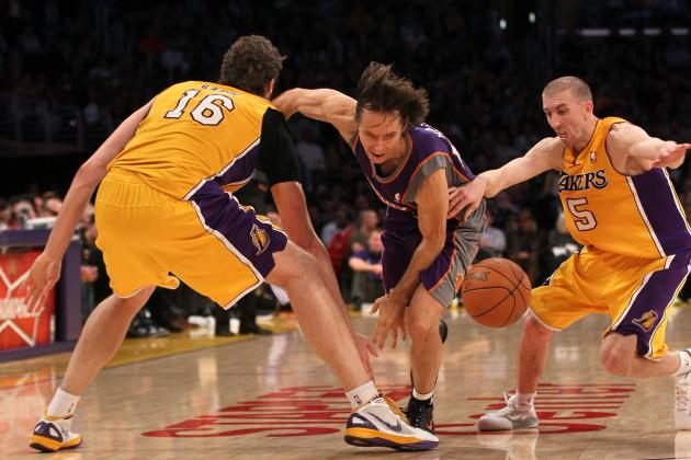 Are Steve Nash and Pau Gasol Still Top 5 Players at Their Respective Positions?
