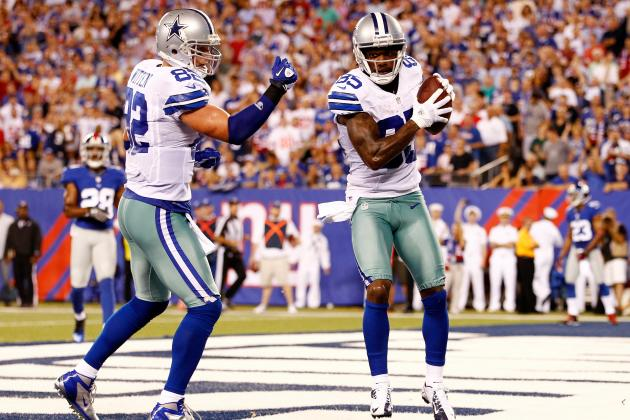 Fantasy Football Waiver Wire Wonders: Dallas Cowboys Receiver Kevin Ogletree