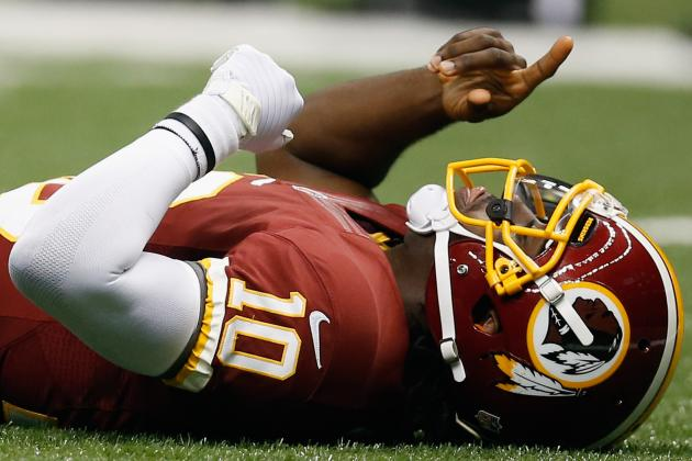 Week 1 NFL Power Rankings: Robert Griffin III Has Arrived