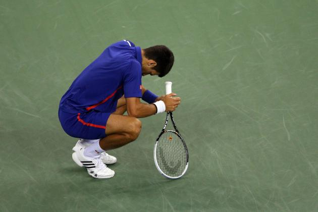 US Open 2012 Men's Final: What Loss to Andy Murray Means for Novak Djokovic