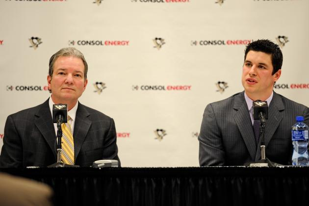 Crosby Expected to Join Pens' Contingent at NHLPA Meeting