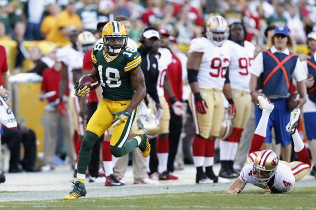Week 2 Waiver Wire: Randall Cobb and Must-Have WR Pickups
