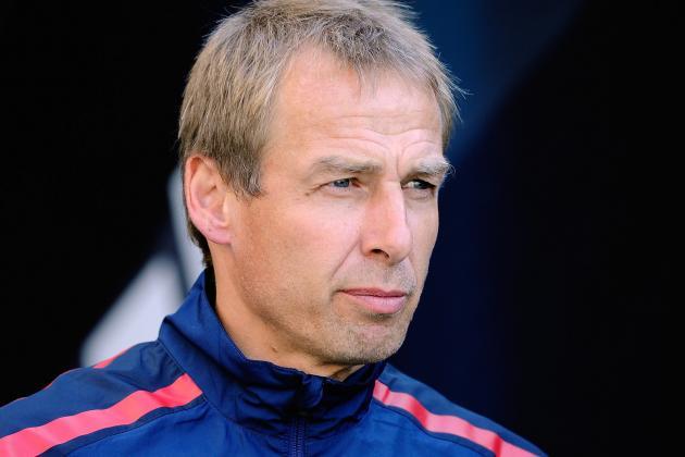 United States vs. Jamaica: Jurgen Klinsmann, US Confident Heading into Rematch