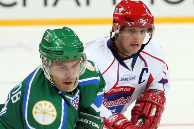 NHL: The Pros and Cons of Players Competing in Europe During a Lockout