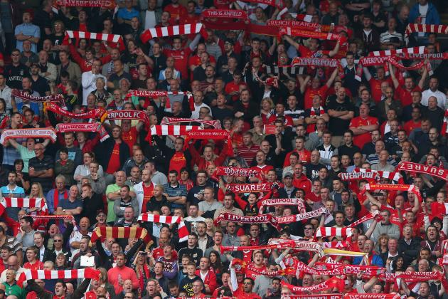 Liverpool FC: One of England's Greatest Is Fading Quickly
