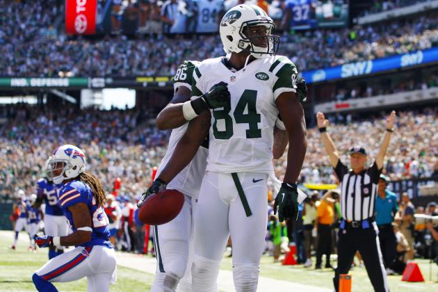 New York Jets: Why Stephen Hill Will Continue to Put Up Big Fantasy Numbers