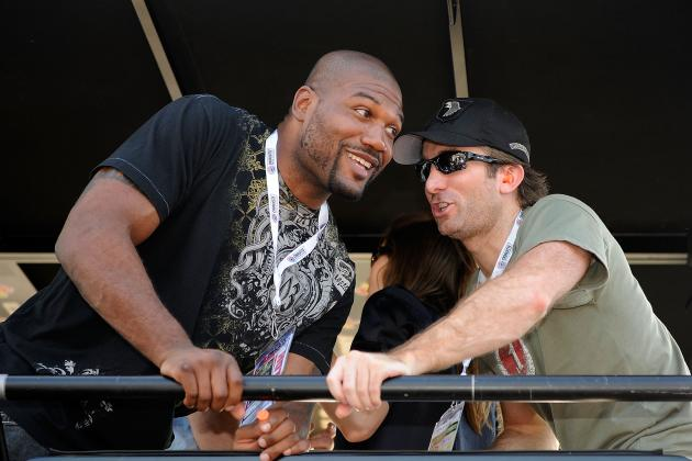 Quinton 'Rampage' Jackson Injured, out of UFC 153 Fight Against Teixeira